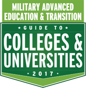 Military Advanced Education & Transition - Guide to Colleges & Universities 2017