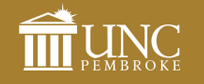 The University of North Carolina at Pembroke logo